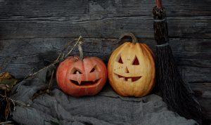 Zelf een Halloween pompoen maken
