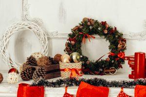 Kerststukje maken met kinderen