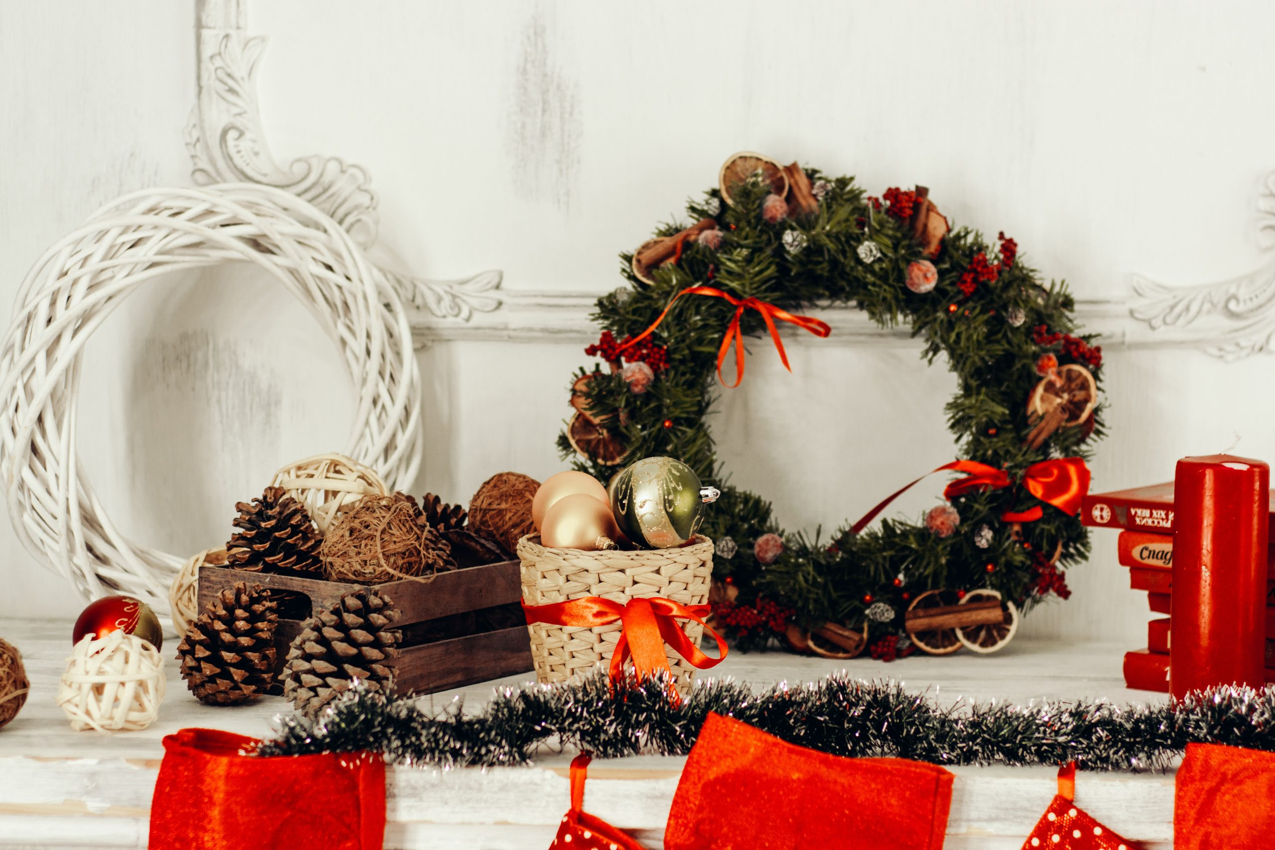 Lees meer over het artikel Kerststukje maken met kinderen
