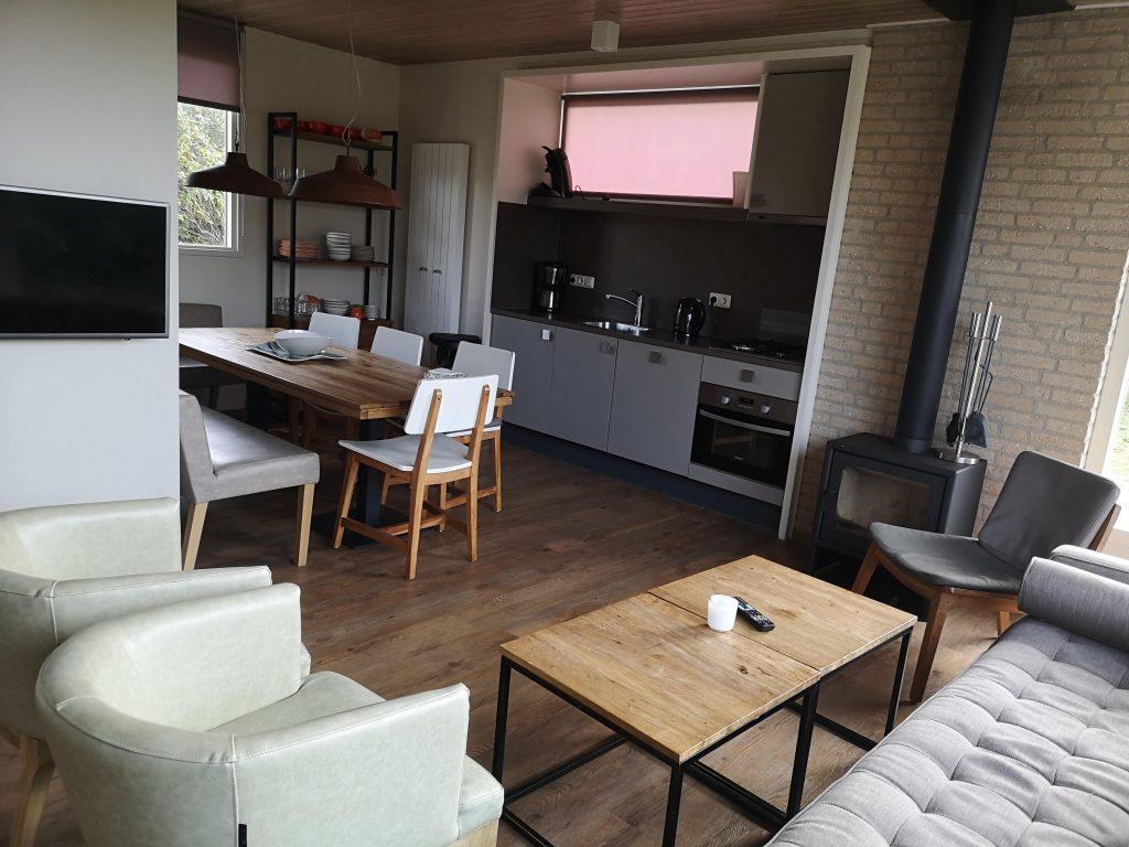 interieur landal bungalow