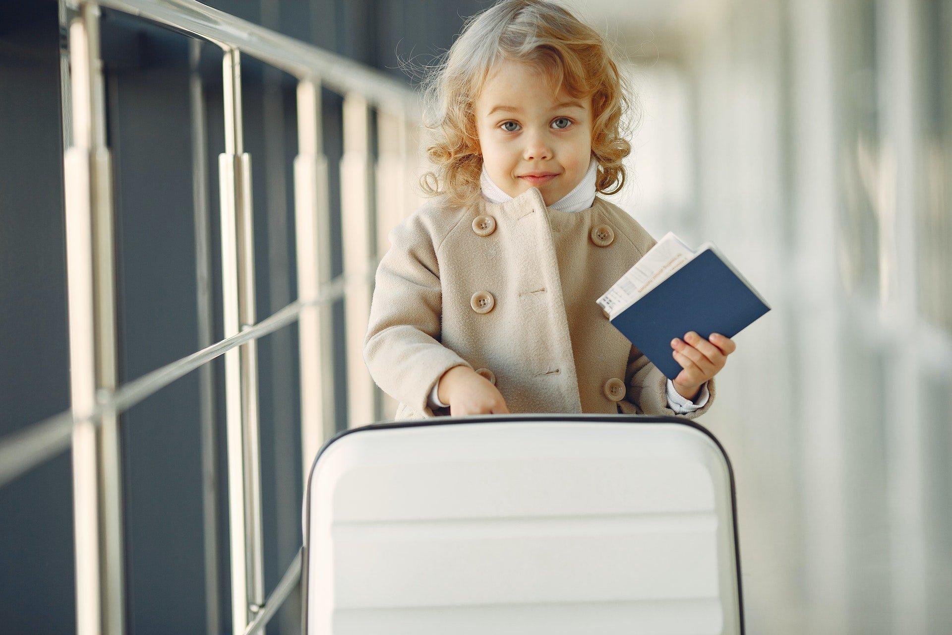 Baby paspoort of ID-kaart aanvragen