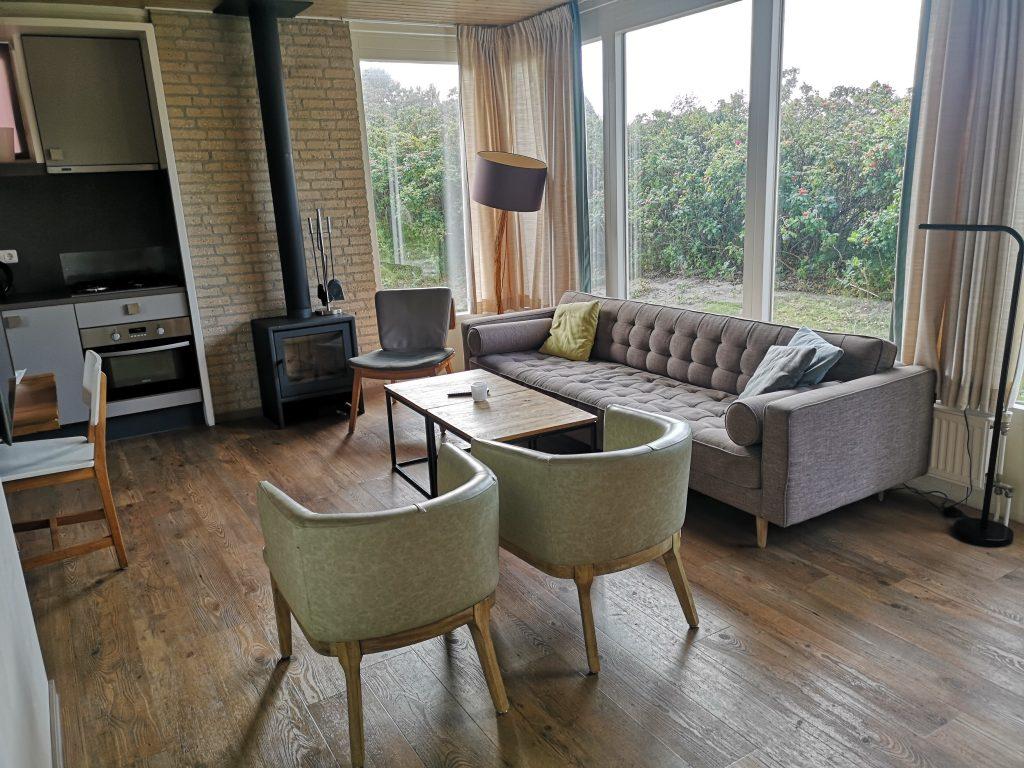 woonkamer comfort bungalow sluftervallei