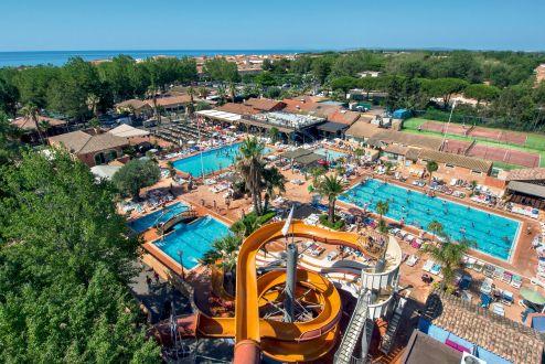 vakantiepark buitenland