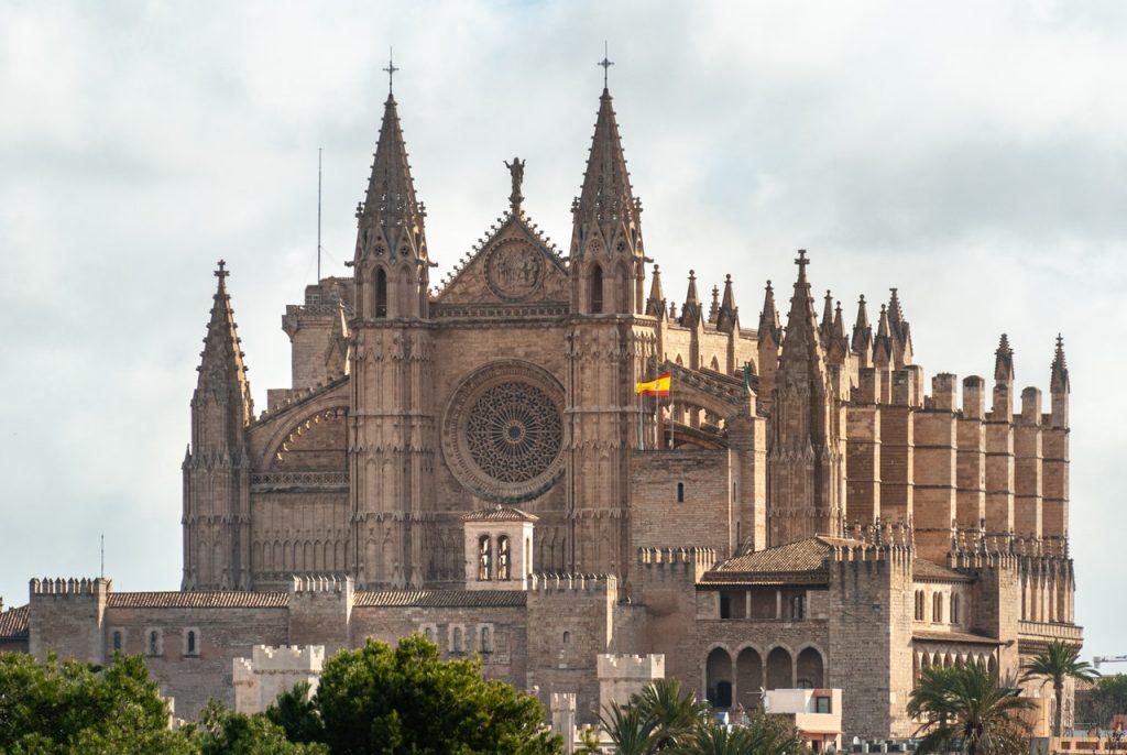 La Seu kathedraal palma